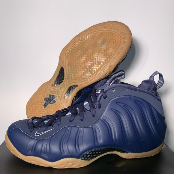 pretty nice 4a0a5 3201d Nike Foamposite one Midnight Navy 314996 405 NWT